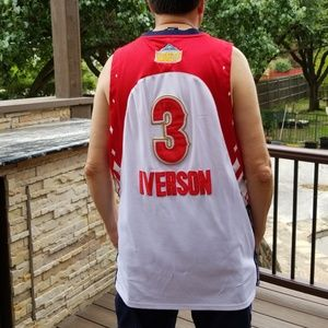 ADIDAS Allen Iverson West All Star Swingman Jersey
